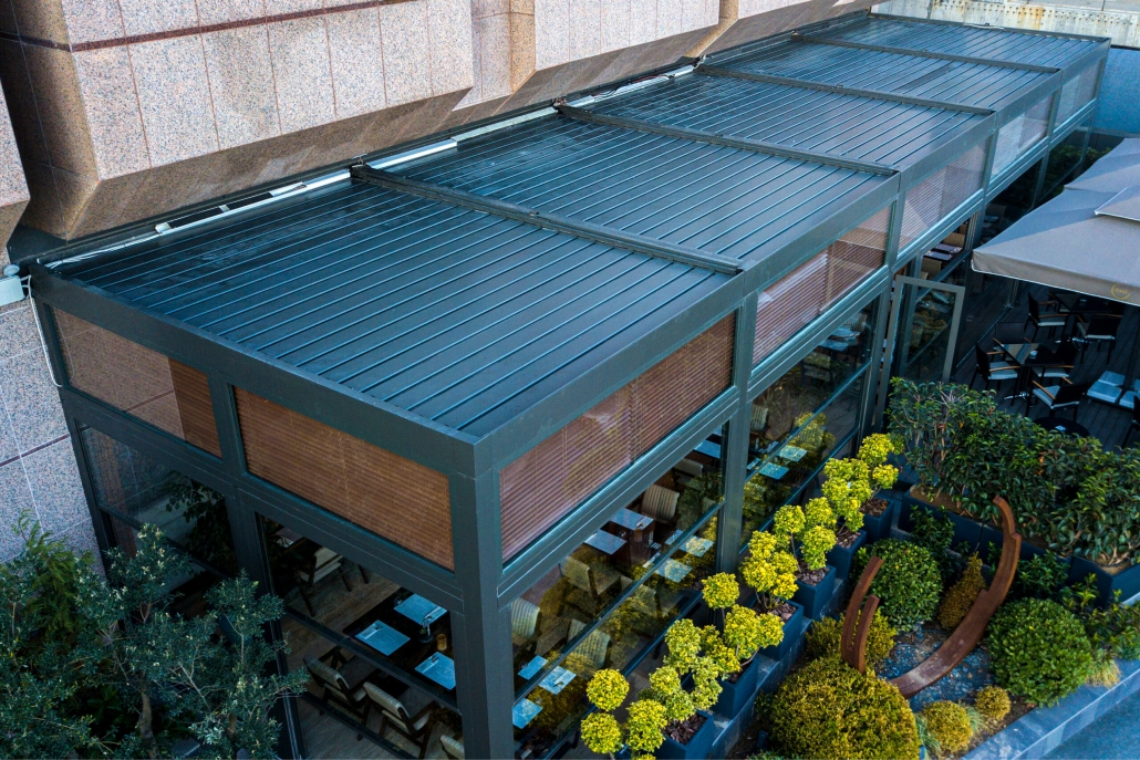 Pergola Bioclimatica SkyCloud