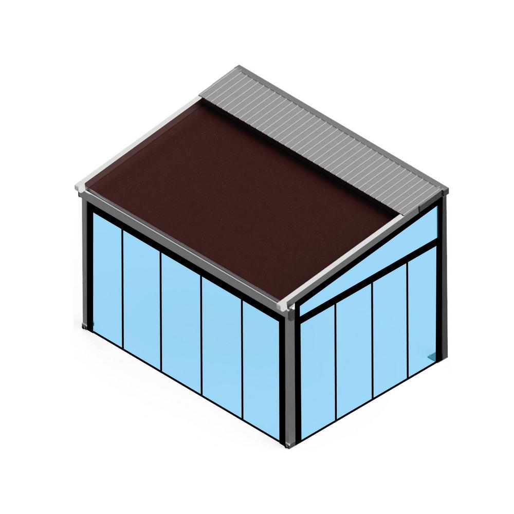 sliding folding glass system